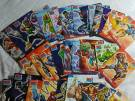 Cards Marvel Heroes - 32 Unidades