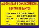 Conjunto Comercial 35 M², Centro de Santos