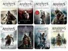 Livros Assassins Creed 8 Volumes