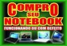 Notebook usado ou com defeito