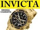 Relógio Invicta 24855 Lançamento top, 100% Original c/Garantia em 12X