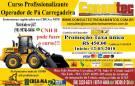 Curso para Operador de Pá Carregadeira Promoção!!! R$ 450,00 válido até dia 05-03-2018
