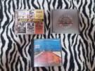 CDs do Guns e Chili Peppers