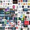"""""""server"""" Lista de iptv pra uso na tv box ou na smart tv"""