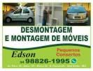 Edson - Montagem e desmontagem de Móveis