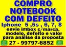 Notebook / Dell /. Acer / Hp / positivo / cce /
