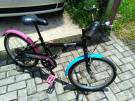 Bicicleta Caloi Monsters High aro 20