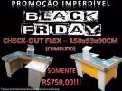 Check-out luxo 150cm - black friday impe